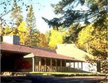 Quetico Centre, Conference Hall, Atikokan, Ont
