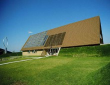 Provident Solar House, King Twp., Ont
