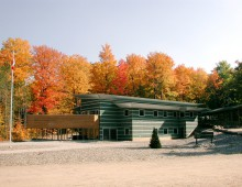 Nottawasaga Valley Conservation Authority, John Hix Conservation Administration Center, Utopia, Ont