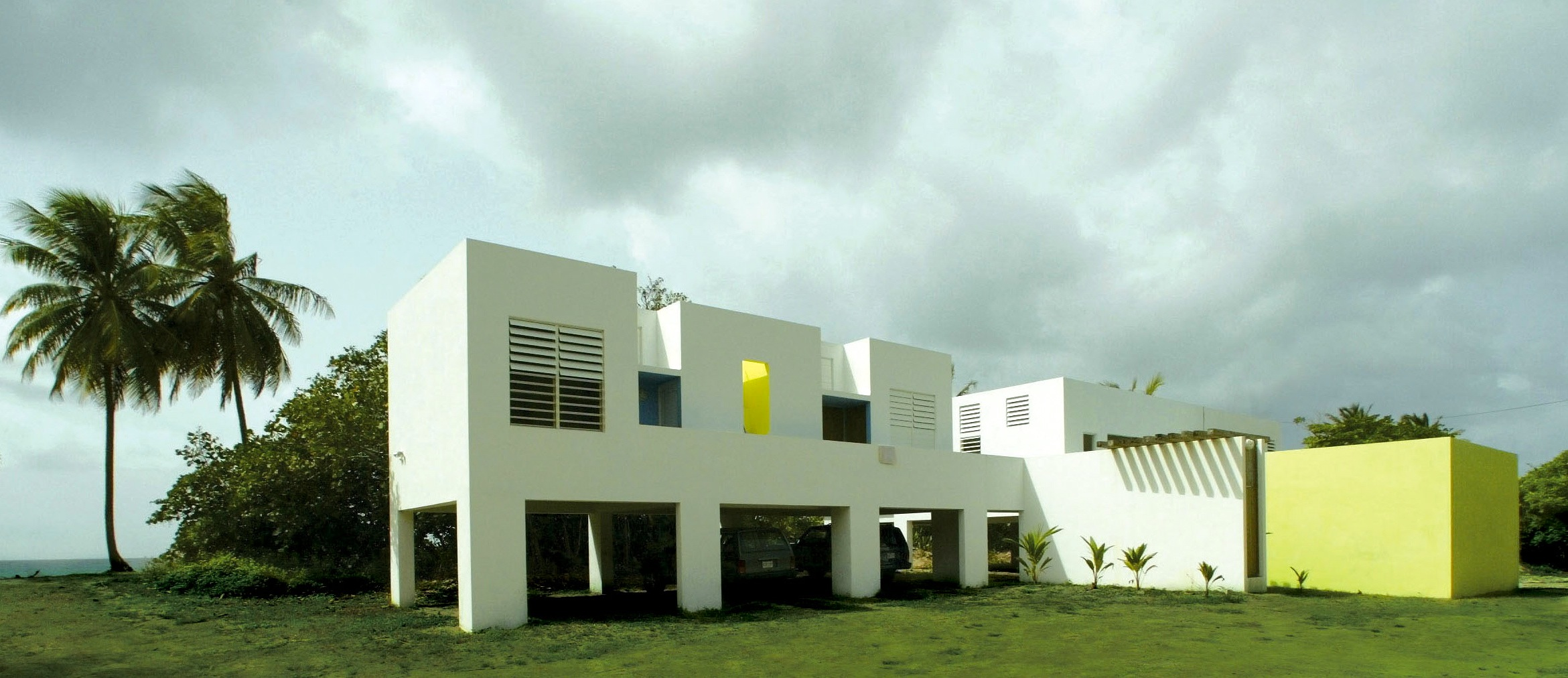 Wright Vacation House, Vieques, Puerto Rico