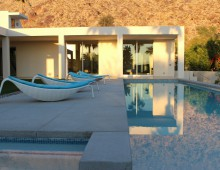 Desert House, Palm Desert, California