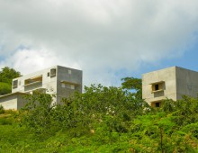 Casa + Guest Tower, Vieques, Puerto Rico